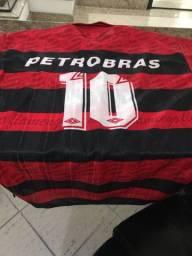 Camisa original Flamengo 100 anos