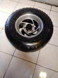 Roda para Pick up F75 / Jeep
