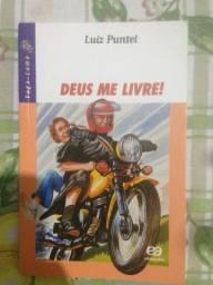 """Livro """"Deus me Livre!"""" de Luiz Puntel"""