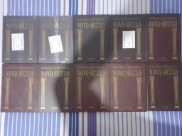 Livro Enciclopédia Novo Século Visor 1 até 10 Volumes em ótimo estado