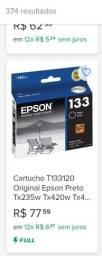 Cartucho Epson original 133