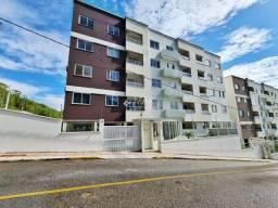 Apartamento de 2 dormitórios | Sacada com churrasqueira | Bairro Ipiranga em São José/SC