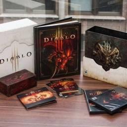 Diablo 3 - Edição de Colecionador (Sem key)