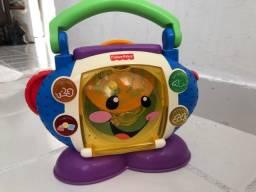 Título do anúncio: Brinquedo musical fisher price original funcionando