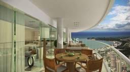 Título do anúncio: Apartamento no luxuoso Mansões Heron Marinho, com 4 suítes e 510 m², à venda por R$ 4.300.