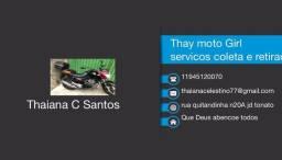 Título do anúncio: Motoboy coletas e retiradas