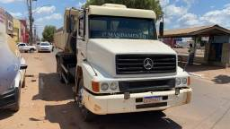 Título do anúncio: Caçamba truck