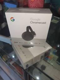 Google Chromecast poucas unidades