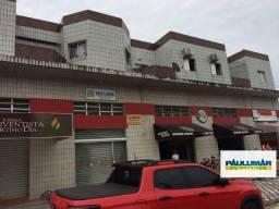 Título do anúncio: Apartamento com 2 dorms, Centro, Mongaguá - R$ 180.000,00, 59,6m² - Codigo: 827301
