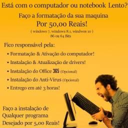 Notebook Usado/Novo