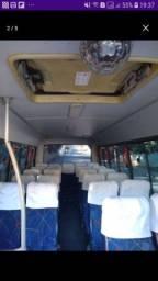 Micro ônibus impecável