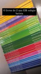 Livros Poliedro 2 Ano Ensino Médio