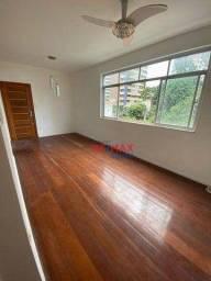 Apartamento com 3 dormitórios para alugar, 96 m² por R$ 2.100,00/mês - Jardim Apipema - Sa