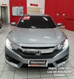 Honda Civic EXL 2018/2018