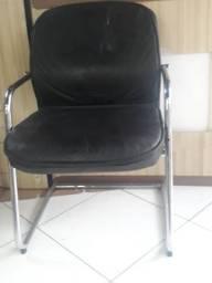 Vendo cadeira de recepção