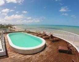 Título do anúncio: Diária em apartamento de 2 quartos na beira-mar no Pacific Flats em Manaíra!
