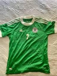 Camisa Oficial Adidas (M infantil) - Seleção Alemanha