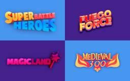 Design Logotipos 3D (R$40)