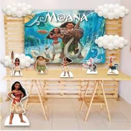 Título do anúncio: Aluguel kit decoração festa infantil Moana
