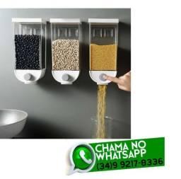Dispenser Cereais e Grãos Dosador * Fazemos Entregas