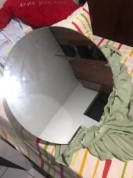 Espelho 0,60 x 0,60 redondo