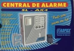 Central de Alarme Aspex SL AX4