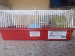 Gaiola criadeira hasmter rato