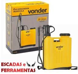 Título do anúncio: Pulverizador Agrícola 20L Vonder Novo, garantia N Fiscal