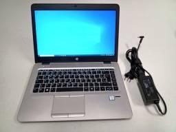 Notebook HP core i5 - SSD M2 256Gb - RAM 16Gb