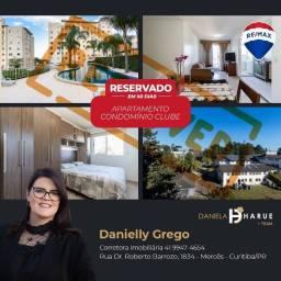 Título do anúncio: AP0822- Apartamento 2 quartos, 2 vagas em Atuba Curitiba/PR
