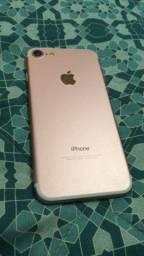 Iphone 7 rose gold todo novo