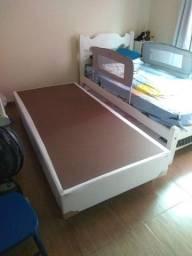 Base cama box solteiro