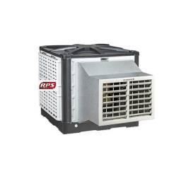 Climatizador De Ar Evaporativo M20L 23000 M³/h + Duto + Grelha