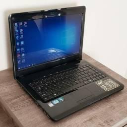 Notebook Core i7 8Gb HD 500 Aceito Cartão