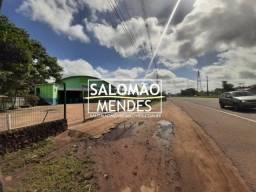 Galpão com pátio na BR 5.000 m² GL00031