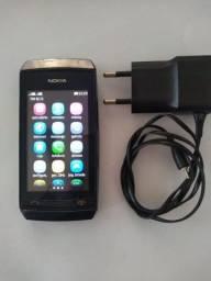 Celular Nokia asha 305 dois Chips desbloqueado