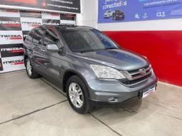 Honda CR-V 2.0 Exl Automatica Banco Couro + Teto Solar !! Carro Toop !