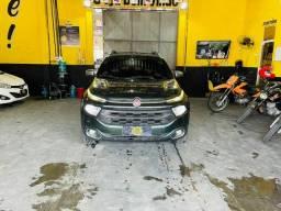 Título do anúncio: Fiat TORO freedom  2017 1.8