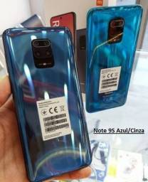 Redmi Note 9S 64 GB/4 GB Ram Azul/Cinza