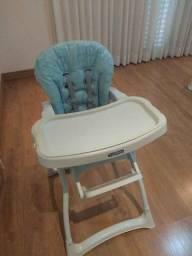 Título do anúncio: Cadeira de alimentação Burigotto merenda usada ótimo estado de conservação