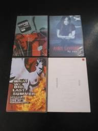 DVDS DUPLOS E ORIGINAL