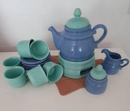 Título do anúncio: Conjunto de chá/café