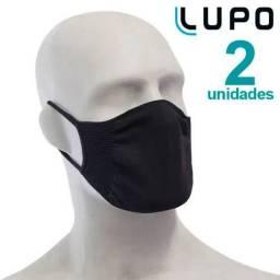Máscara zero costura LUPO (2 und)