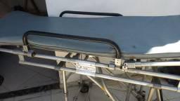 maca retrátil em alumínio para ambulância - sitmed