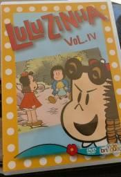 Dvd Luluzinha, desenho infantil, bom estado.