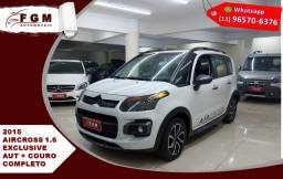 Citroën Aircross 1.6 Exclusive 16v Flex Aut 2015