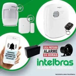 Kit Alarme R$990,00 Instalado