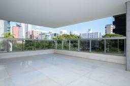 Título do anúncio: Apartamento à venda, 4 quartos, 4 suítes, 5 vagas, Funcionários - Belo Horizonte/MG