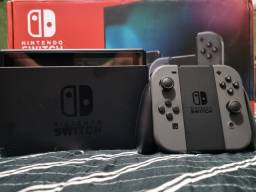 Vídeo Game Nintendo Switch Console