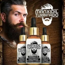 Manxidil- barba dos sonhos